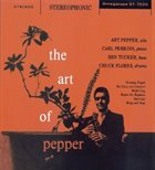 ART PEPPER The Art of Pepper album cover