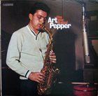 ART PEPPER The Way It Was! album cover
