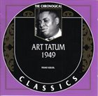 ART TATUM 1949 album cover