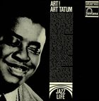 ART TATUM Art! album cover