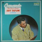 ART TATUM Art Tatum At The Crescendo Vol. I album cover
