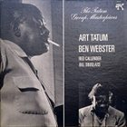 ART TATUM Art Tatum-Ben Webster Album Cover