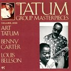 ART TATUM Art Tatum / Benny Carter / Louis Bellson ‎: The Tatum Group Masterpieces, Vol. 1 album cover