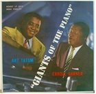 ART TATUM Art Tatum / Erroll Garner : Giants Of The Piano (aka Art Tatum - Erroll Garner) album cover