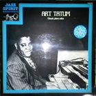 ART TATUM Classic Piano Solos album cover
