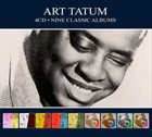 ART TATUM Nine Classic Albums album cover