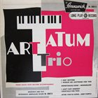 ART TATUM Piano Solos With Rhythm Accompaniment album cover