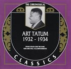 ART TATUM The Chronological Classics: Art Tatum 1932-1934 album cover