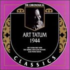ART TATUM The Chronological Classics: Art Tatum 1944 album cover