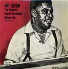 ART TATUM The Complete Capitol Recordings, vol. 2 album cover