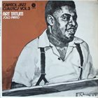 ART TATUM Solo Piano (Capitol Jazz Classics Vol.3) album cover