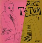 ART TATUM The Genius Of Art Tatum #1 album cover