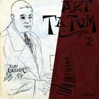 ART TATUM The Genius Of Art Tatum # 2 album cover