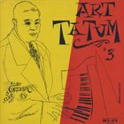 ART TATUM The Genius Of Art Tatum #3 album cover