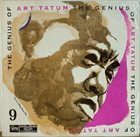 ART TATUM The Genius of Art Tatum #9 album cover