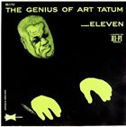 ART TATUM The Genius Of Art Tatum Number Eleven album cover