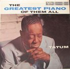 ART TATUM The Greatest Of Them All album cover
