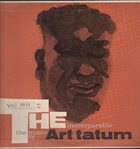 ART TATUM The Incomparable Music of Art Tatum album cover