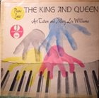 ART TATUM The King And Queen Of Jazz Piano (with Mary Lou Williams ) album cover