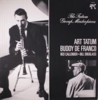ART TATUM The Tatum Group Masterpieces : Art Tatum - Buddy De Franco album cover