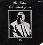 ART TATUM The Tatum Solo Masterpieces, Vol. 12 album cover