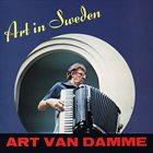 ART VAN DAMME Art In Sweden album cover