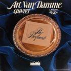 ART VAN DAMME The Art Van Damme Quintet : By Request album cover