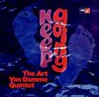 ART VAN DAMME The Art Van Damme Quintet : Keep Going album cover