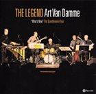 ART VAN DAMME The Legend (What's New : The Scandinavian Tour) album cover