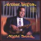 ARTHUR BLYTHE Night Song album cover