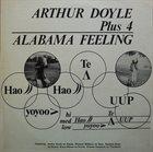 ARTHUR DOYLE Arthur Doyle Plus 4 : Alabama Feeling album cover
