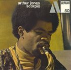ARTHUR JONES Scorpio album cover
