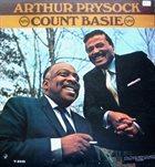 ARTHUR PRYSOCK Arthur Prysock / Count Basie album cover
