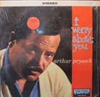 ARTHUR PRYSOCK I Worry About You album cover