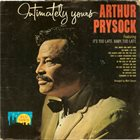 ARTHUR PRYSOCK Intimately Yours album cover