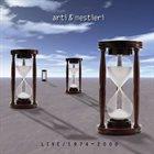 ARTI E MESTIERI Live / 1974-2000 album cover