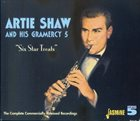 ARTIE SHAW Artie Shaw and His Gramercy 5 : Six Star Treats album cover