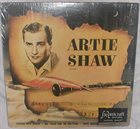 ARTIE SHAW Clarinet Magic With The Big Band And Strings. Volume 1 album cover