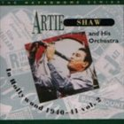 ARTIE SHAW In Hollywood 1940-41, Volume 2 album cover