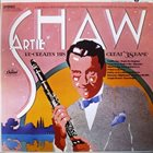 ARTIE SHAW Re-creates His Great '38 Band album cover