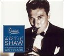 ARTIE SHAW The Best of the War Years album cover