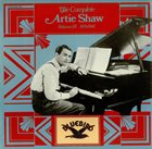 ARTIE SHAW The Complete Artie Shaw - Volume III 1939-1940 album cover