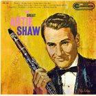 ARTIE SHAW The Great Artie Shaw album cover