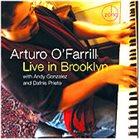 ARTURO O'FARRILL Live In Brooklyn album cover