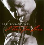ARTURO SANDOVAL A Time for Love album cover