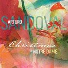 ARTURO SANDOVAL Christmas At Notre Dame album cover