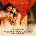 ARTURO SANDOVAL For Love Or Country : The Arturo Sandoval Story album cover