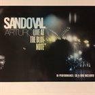 ARTURO SANDOVAL Live at the Blue Note album cover