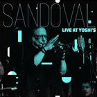 ARTURO SANDOVAL Live at Yoshi's album cover