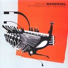 ARTURO SANDOVAL My Passion for the Piano album cover